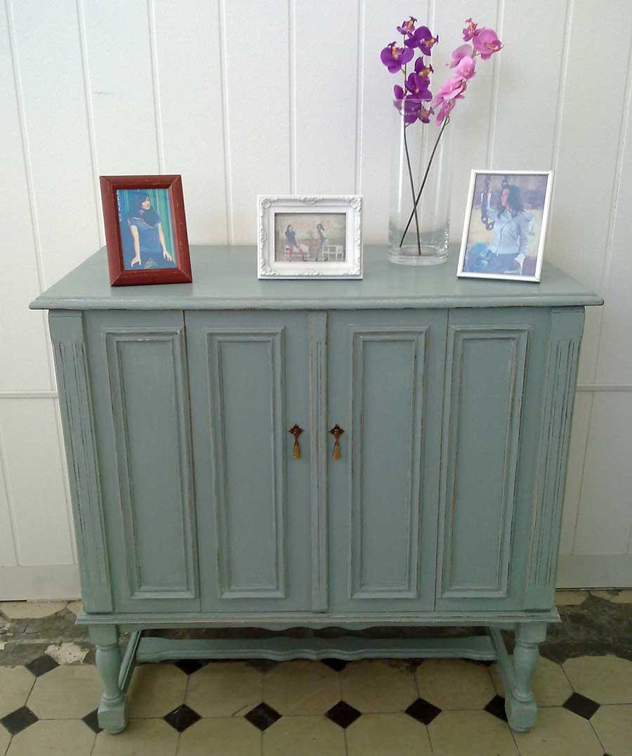 shabby chic kommode alexa kleiddich. Black Bedroom Furniture Sets. Home Design Ideas