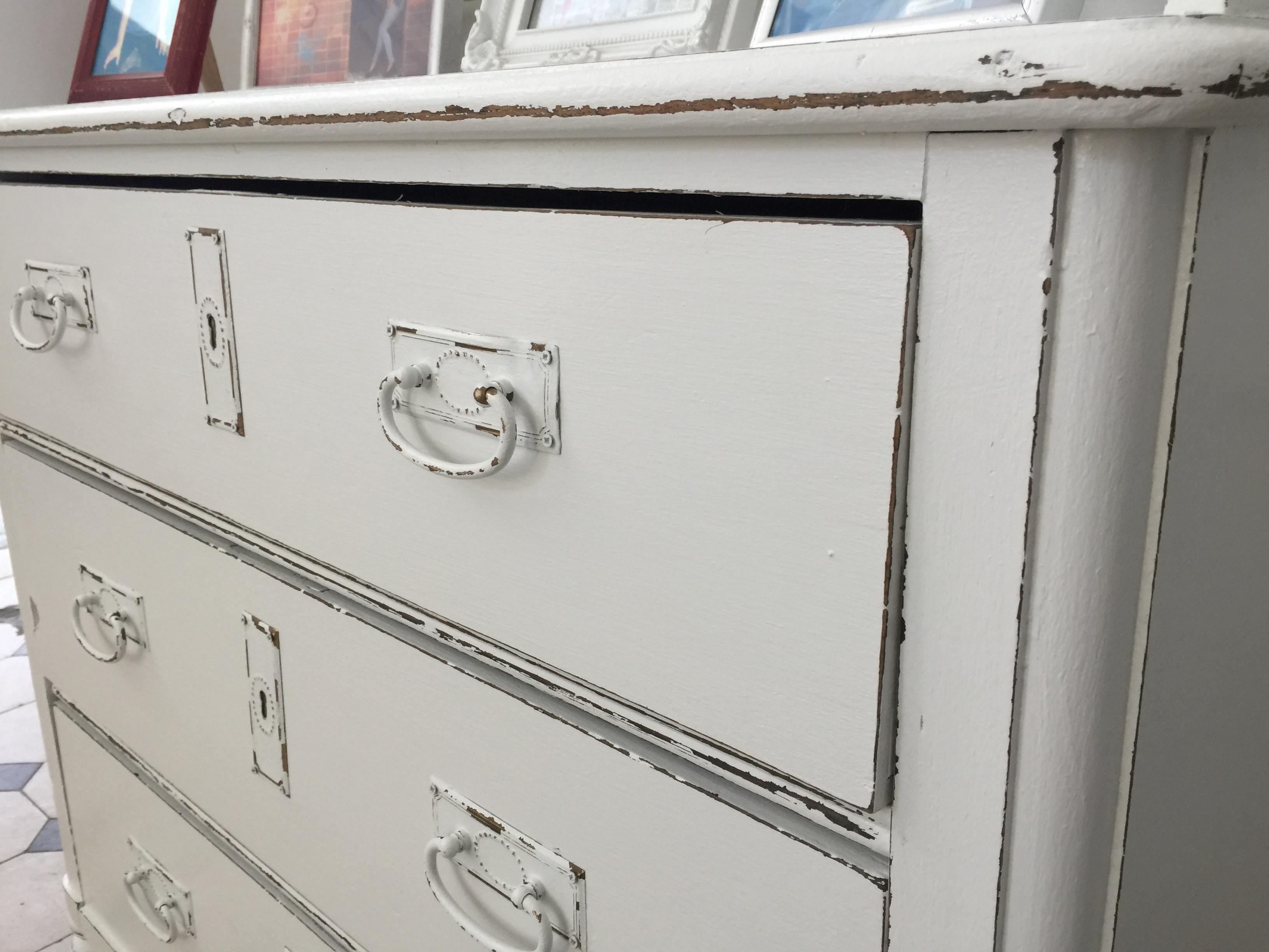shabby chic kommode judith kleiddich. Black Bedroom Furniture Sets. Home Design Ideas