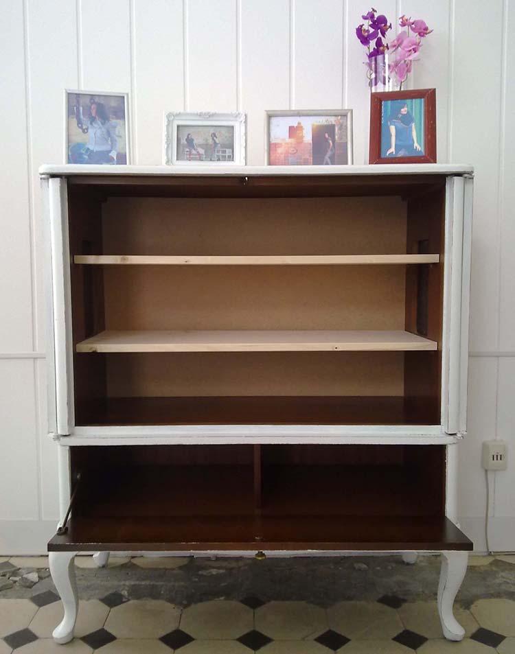shabby chic kommode tess kleiddich. Black Bedroom Furniture Sets. Home Design Ideas