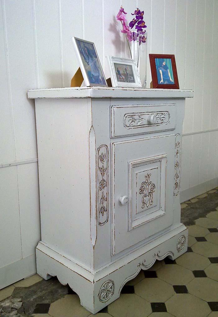 shabby chic kommode voglauer kleiddich. Black Bedroom Furniture Sets. Home Design Ideas