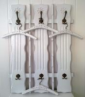 Shabby Style Garderobe spiegel & garderobe | kleiddich