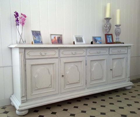 shabby chic sideboard kathryn kleiddich. Black Bedroom Furniture Sets. Home Design Ideas