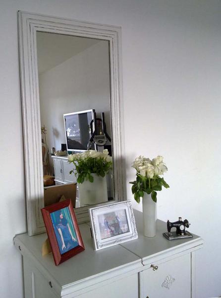 shabby chic spiegel shannon kleiddich. Black Bedroom Furniture Sets. Home Design Ideas