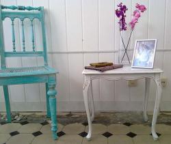 shabby chic beistelltische philipp kleiddich. Black Bedroom Furniture Sets. Home Design Ideas