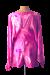 Kimonobluse mit Blumenmuster Lilia